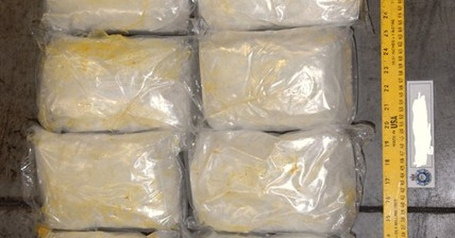 Australian police seize $160 million worth of meth