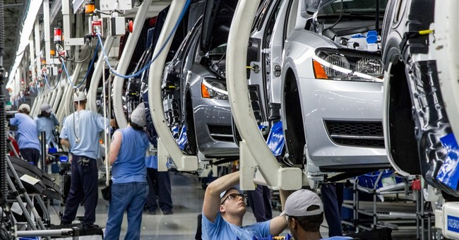 Volkswagen workers begin 3-day union vote in Tenn.