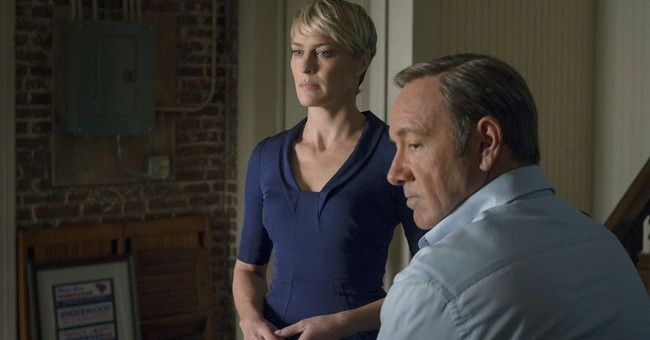Kevin Spacey dealing Season 2 of 'House of Cards'