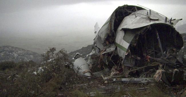 Black box found in Algerian military plane crash