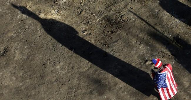 SOCHI SCENE: Casting a shadow