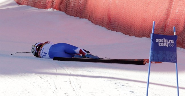 SOCHI SCENE: Crashed