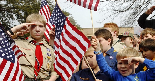 Boy Scouts' ranks drop after year of policy change