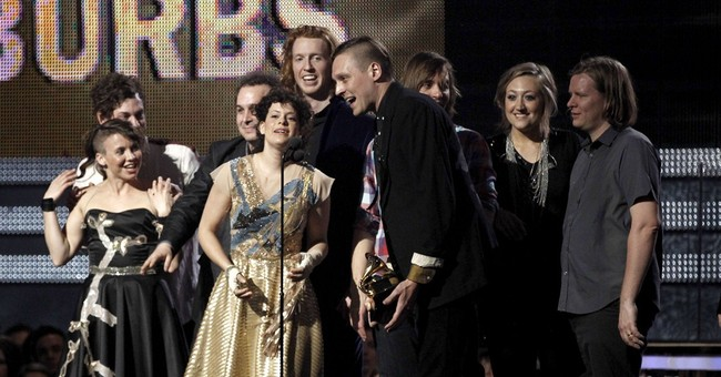 Arcade Fire leads Woodie Awards nominees with 3