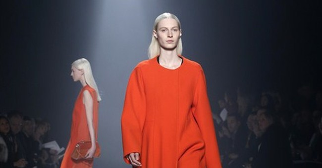 Narciso Rodriguez plays with color, embroidery