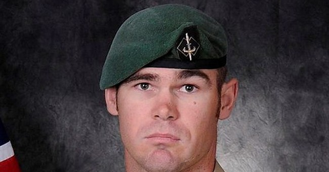 Australian soldier receives top military honor