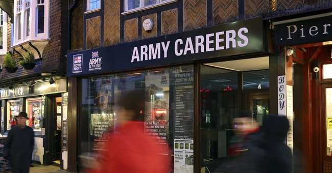 UK: Crude bombs sent to army recruitment offices