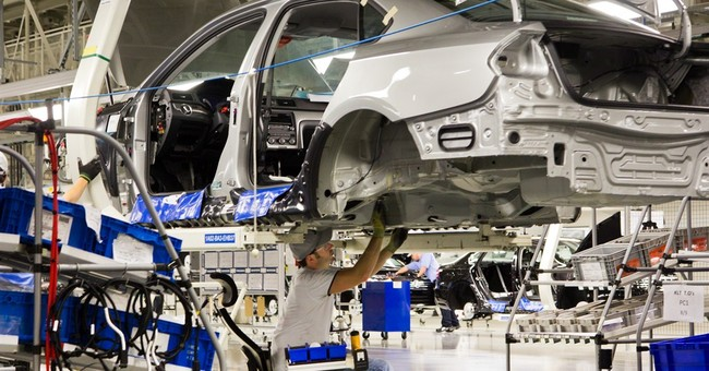 Corker stands by claim VW will expand if UAW loses