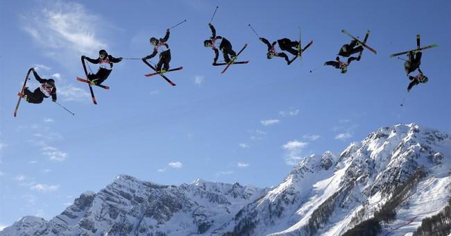 SOCHI SCENE: Sochi or Southern California?