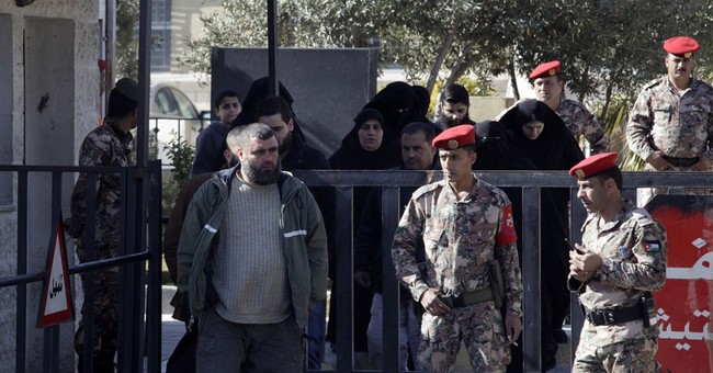 Cleric on trial in Jordan backs Syria militants