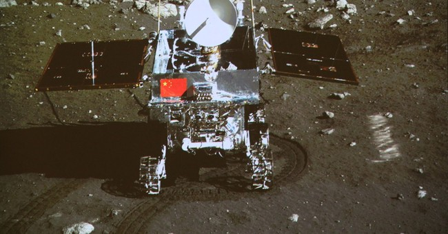 China revives moon rover, but malfunction persists
