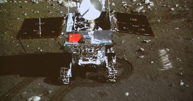 China revives moon rover, but malfunction persists