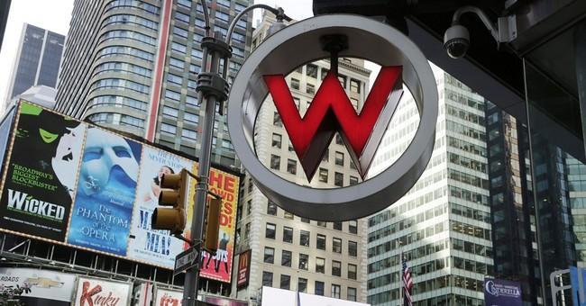 Starwood 4Q profit falls, but tops Street's view