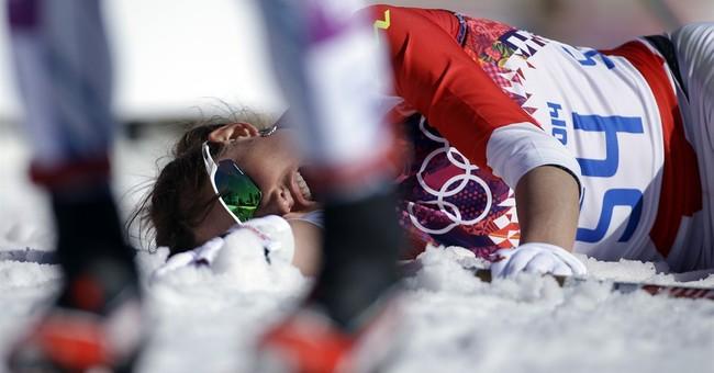 AP PHOTOS: Taking a bow at Sochi