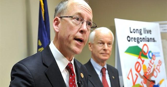 Congressman calls for Cover Oregon investigation