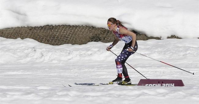 SOCHI SCENE: Sleeveless Skiing