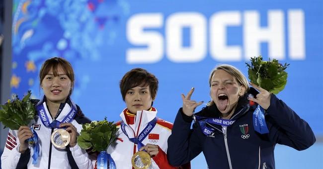 SOCHI SCENE: Medal Movers