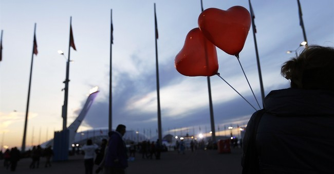 SOCHI SCENE: Valentine's happenings