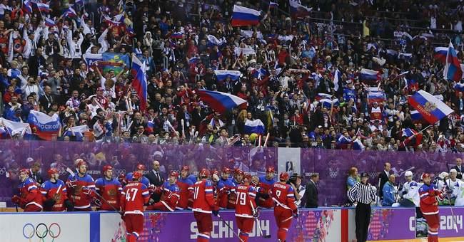 SOCHI SCENE: Record day in Sochi