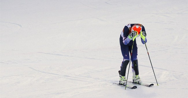 Americans struggling to get on podium in Sochi