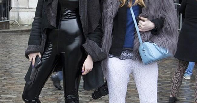 Street stylists steal scene at London Fashion Week