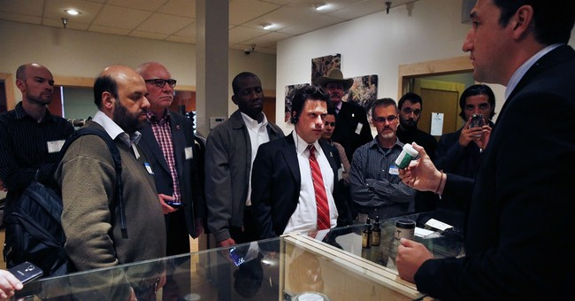Countries rethink pot laws in wake of US, Uruguay