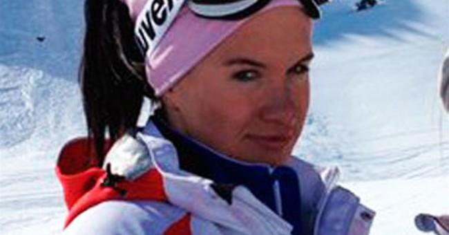 SOCHI SCENE: Injured skier
