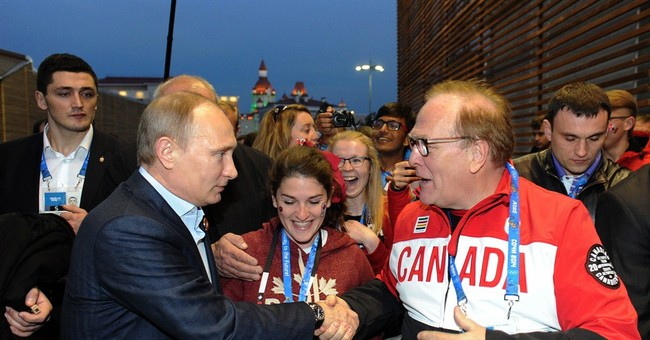SOCHI SCENE: 'I hope so'