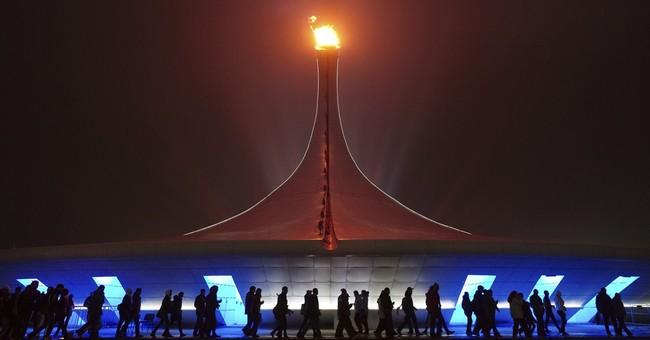 SOCHI SCENE: Followers of the flame