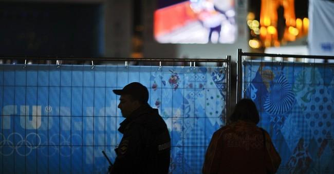 SOCHI SCENE: Sochi at night