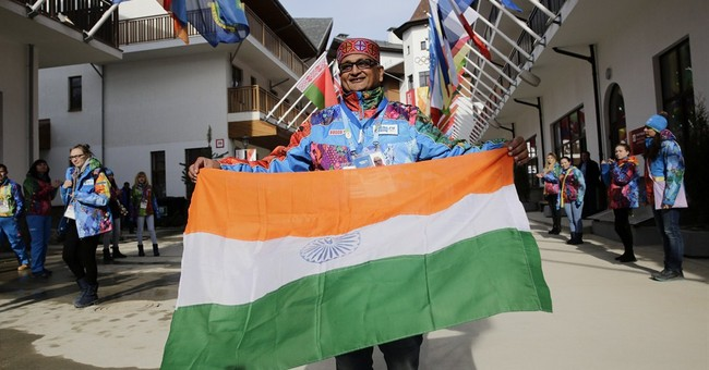 SOCHI SCENE: Welcome, India