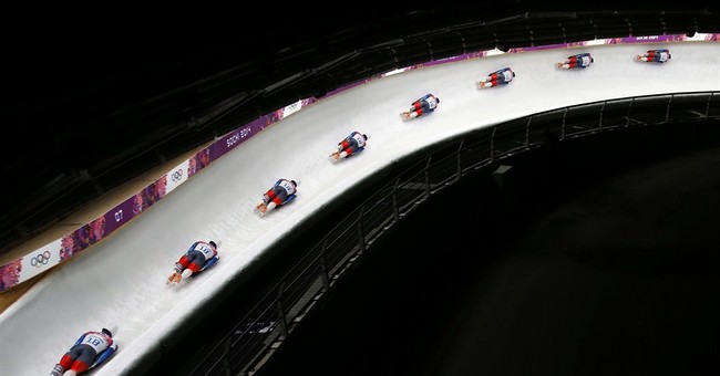 SOCHI SCENE: Tracking the skeleton