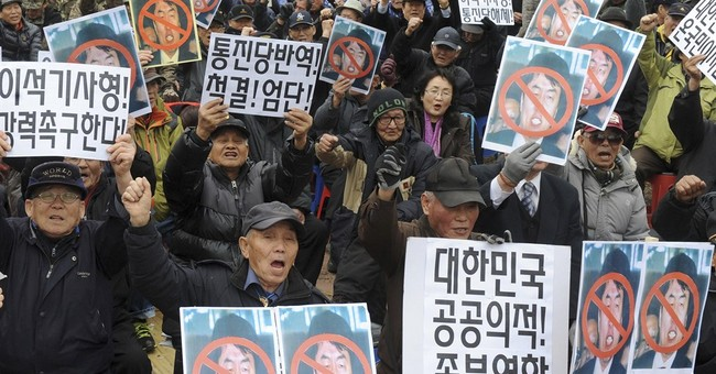 SKorean lawmaker gets 12 years for pro-North plot
