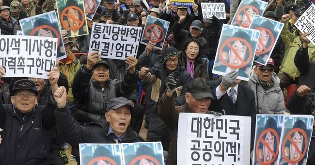SKorean lawmaker gets 12 years for pro-North plot