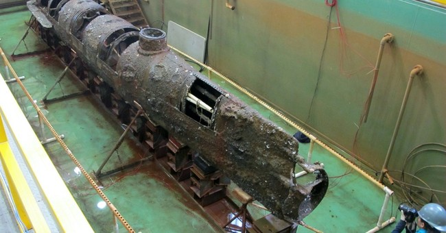 Confederate sub made history 150 years ago Monday