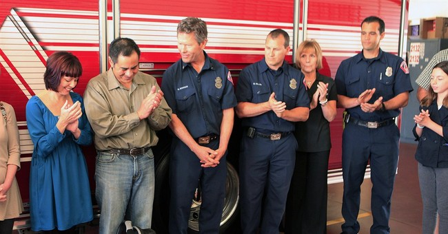 Baby named in honor of paramedics who saved him