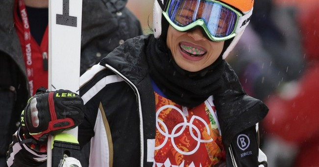 Column: Vanessa-Mae gives little to Olympics