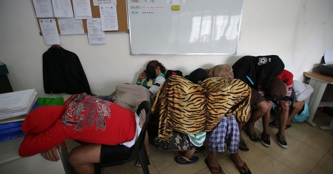 Child porn operation raided in Philippine school