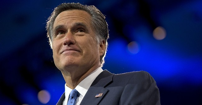 Romney accepts apology from MSNBC host