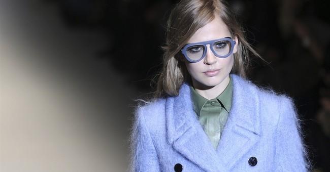 Salma Hayek gushes over Gucci's softness