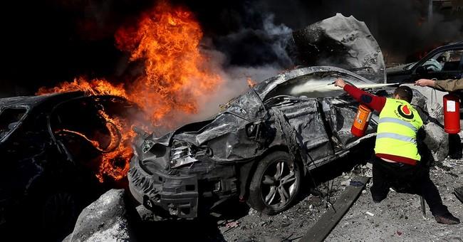 US senators condemn blasts in Beirut