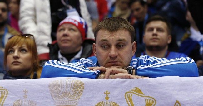 SOCHI SCENE: Russians getting worried