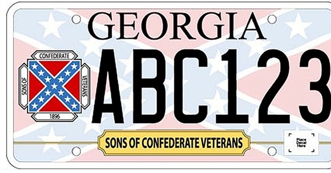 Group puts Confederate flag on Ga. specialty tag