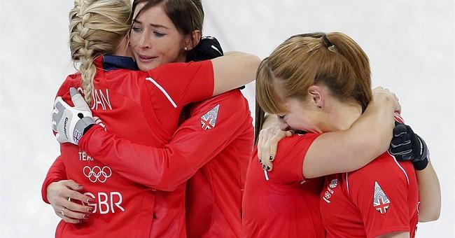 SOCHI SCENE: British curling fixation