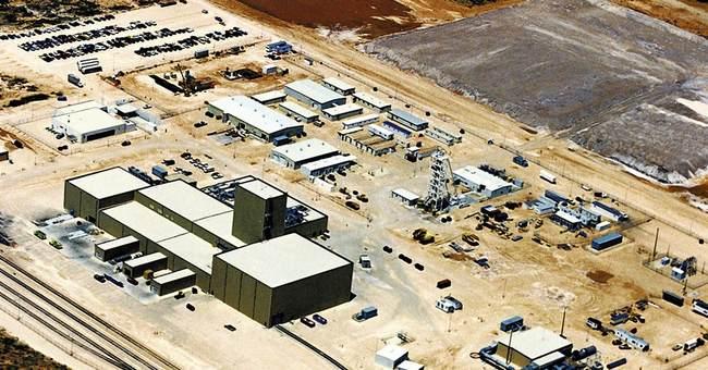 Nuke dump officials confirm leak of waste