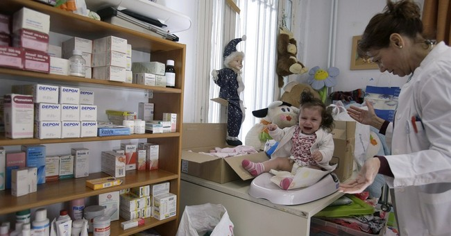 Greek financial crisis tied to worsening health