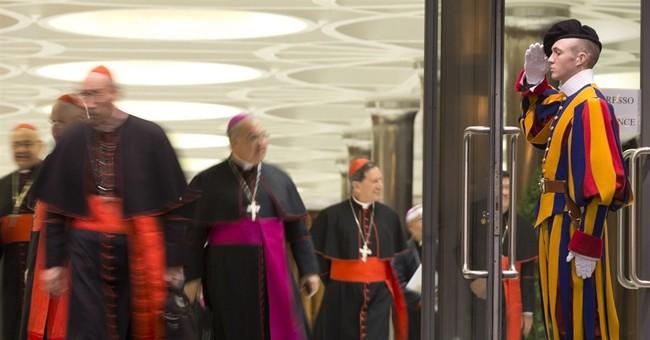 Cardinals delve into divorce-remarriage debate