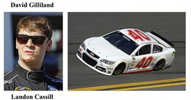 Drivers competing in the 2014 Daytona 500