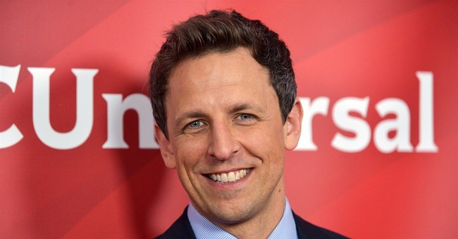 Making a difference with Seth Meyers
