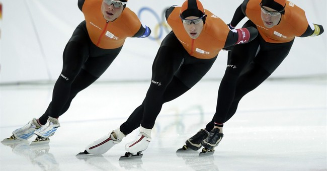 Dutch clinch 22nd speedskating medal in Sochi